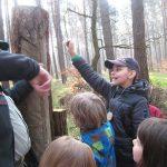 Eröffnung Walderlebnispfad