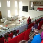 Besuch Brandenburger Landtag