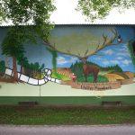Wandbild für Walter Krumbach