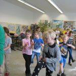 Tanzprojekt 2015