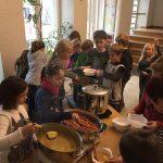 Suppenbasar Klasse 4