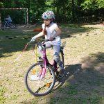 Fahrradparcour