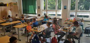 Schulschachmeisterschaften 2018