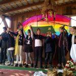 """Theaterstück """"An der Arche um Acht"""", Aufführung zm Erntedankfest"""