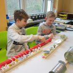 Musikinstrumentenbau aus Recyclingmaterial