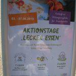 Aktionstag Lecker Essen