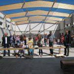 Richtfest neue Sporthalle